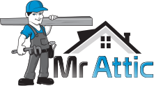 Mr. Attic Logo