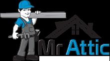 Mr. Attic Logo